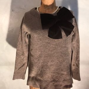 Kate Spade Bow Sweater Med